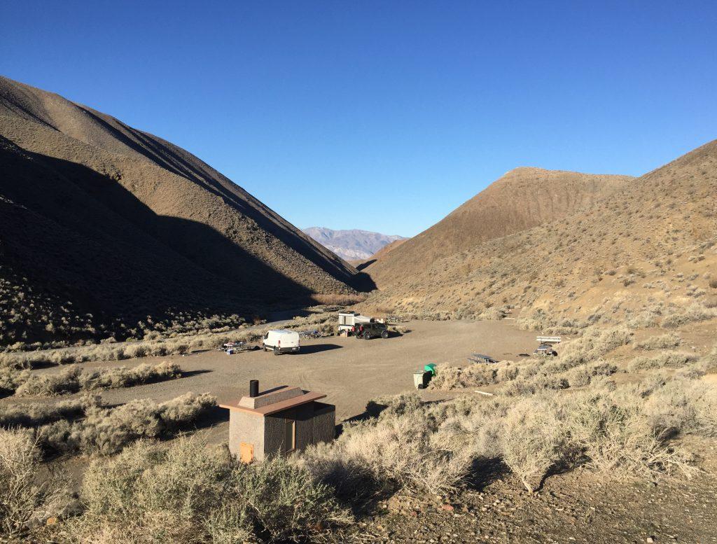 Wildrose Campground - Death Valley National Park